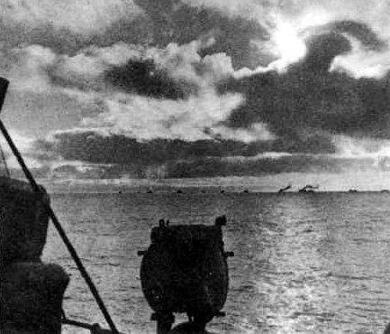colonne ravitaillement tunisie 1942